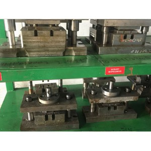die casting mold 17