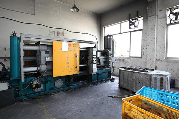 SHOP - DIE CASTING MACHINE