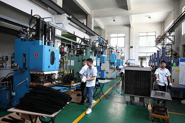 SHOP - RUBBER MOLDING