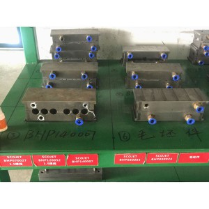 die casting mold 14