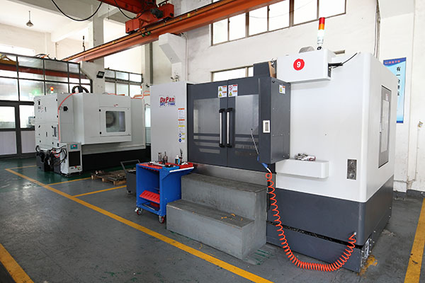 SHOP - CNC LARGE MACHINING CENTERS